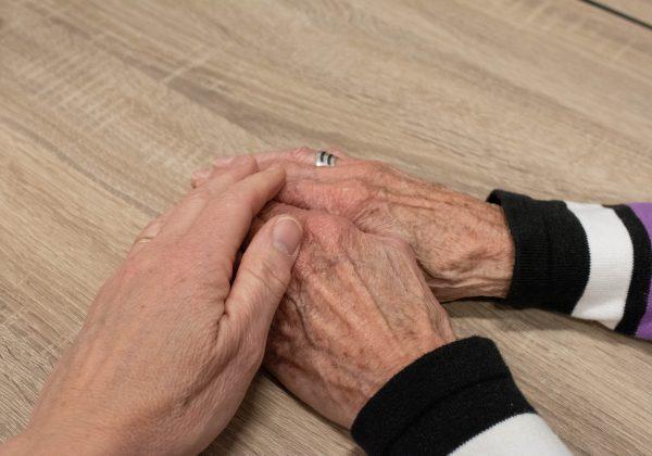 Cuidado de personas mayores en residencias permanentes y centros de día