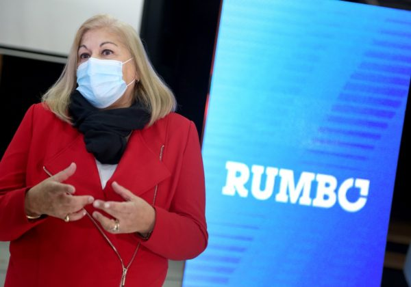 Se presentó Rumbo a las cámaras empresariales, pymes y sindicatos de la provincia