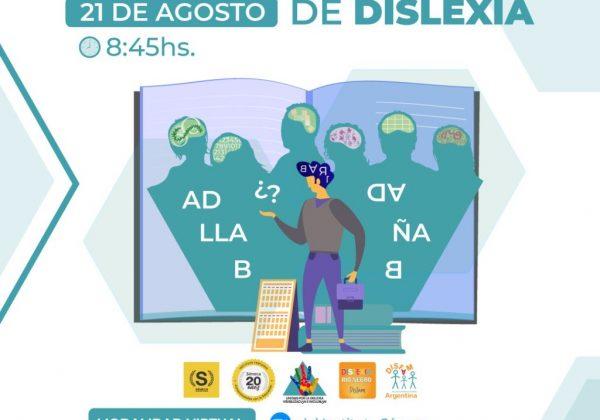 Jornada de capacitación sobre violencias en condición de dislexia